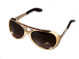 4b7f6e3746f Our Elvis Sunglasses are exact replicas of Elvis  with metal sides and of  the highest standard of quality with UV protection. They are NOT the cheap
